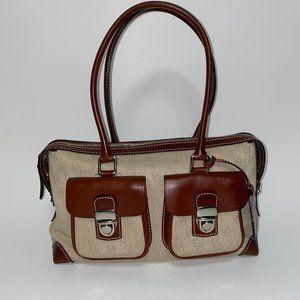 Dooney & Bourke Bags - DOONEY & BOURKE Leather Bag